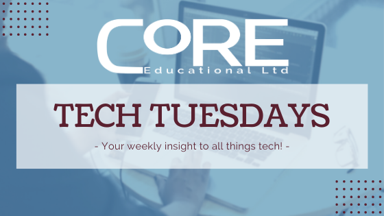 CoRE Tech Help Team on the benefits